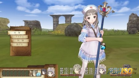 Atelier Totori Plus: The Adventurer of Arland - новые скриншоты