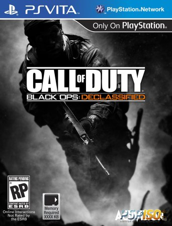 ��������� ������� � Black Ops Declassified