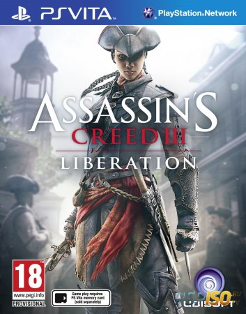 ������� 2012: ������������ �������� �������� � ����-������ ���� Assassin's Creed III: Liberation