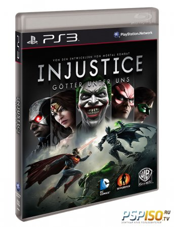 Injustice: Gods Among Us - ��� ����� ���������