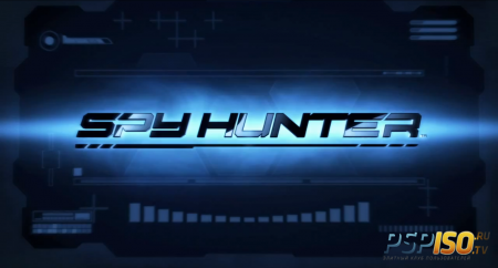 Spy Hunter - трейлер
