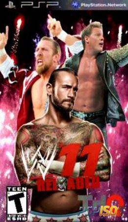 WWE'11 Reloaded Release (2012) (PSP/Eng)