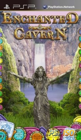 Enchanted Cavern (PSP/RUS)