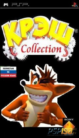 Crash Bandicoot Collection (PSP/Eng/RUS)