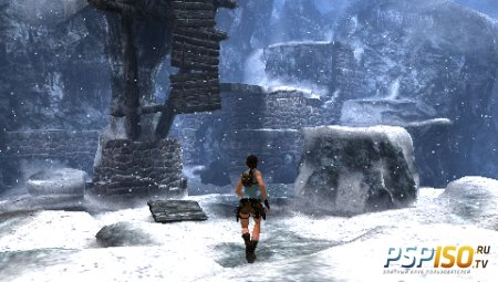 Tomb Raider Collection (PSP/RUS)