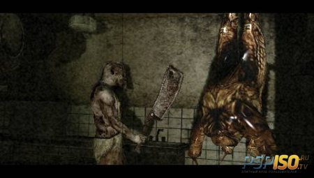 Silent Hill Collection (PSP/Eng/RUS)