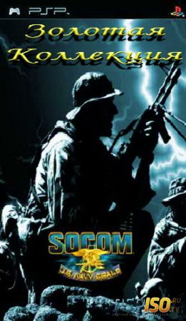 SOCOM: U.S. Navy SEALs Collection (PSP/ENG/RUS)