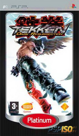 Tekken: Dark Resurrection (v2) (PSP/ENG)