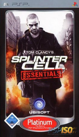 Tom Clancy's Splinter Cell Essentials (V.2) (PSP/ENG)