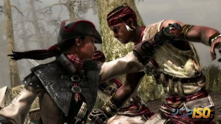Assassin's Creed III: Liberation - story trailer