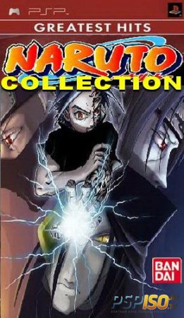 Naruto Collection (PSP/ENG)