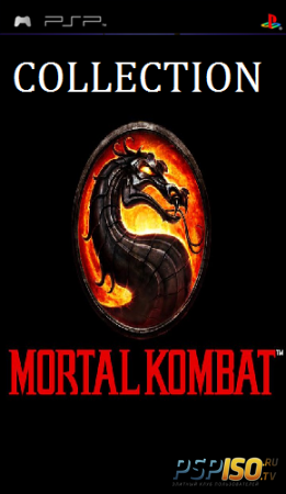 Mortal Kombat Gold Collection (PSP/PSX/ENG/RUS)