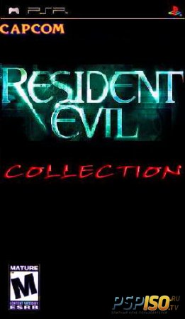 Resident Evil Collection / ������� ���: ������� ��������� (PSP/PSX/RUS)