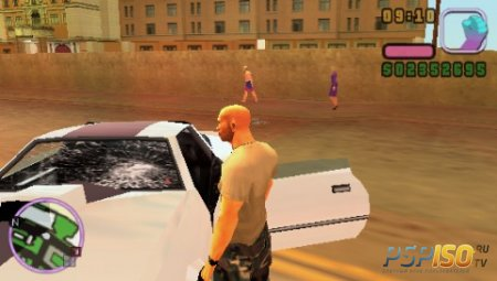 GTA Vice City Stories Reload 0.3