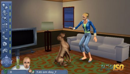 Sims 2 Collection (PSP/eng/RUS)