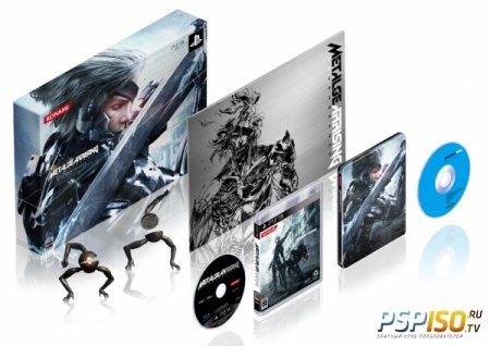 Metal Gear Rising - �������� ����. �������.