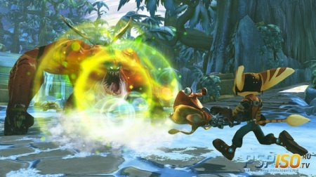 Ratchet & Clank: Full Frontal Assault ����� ����� ������� ��� PS Vita � PS3.
