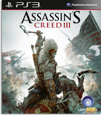 Assassin's Creed III [FULL] [RUSSOUND] [3.41/3.55/CFW 4.21/DEX]