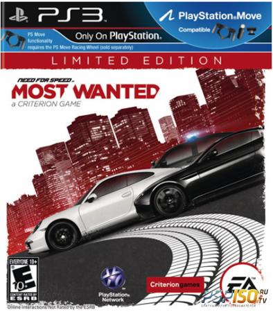 Need For Speed: Most Wanted [FULL] [RUSSOUND] [3.41/3.55/CFW 4.21/E3 CFW 4.30/DEX]