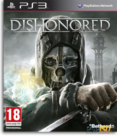 Dishonored [FULL] [RUS] [3.55/4.21/DEX]