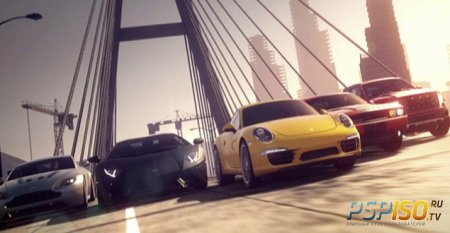 Новый трейлер Need for Speed: Most Wanted (2012)