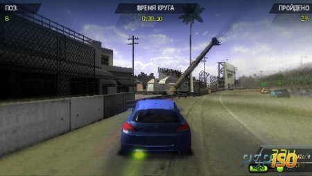 Need for Speed Gold Collection (PSP/RUS)