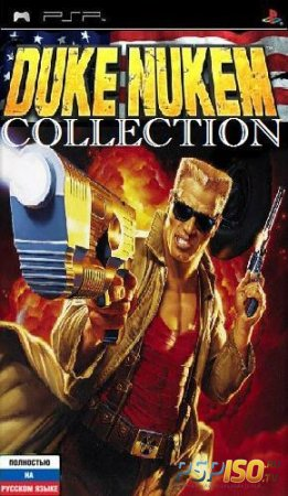 Duke Nukem Collection (PSP/PSX/RUS)