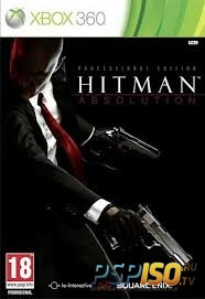 Hitman Absolution (PAL/RUSSOUND) XBOX360