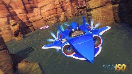 Sonic & All-Stars Racing Transformed - ����� ���������