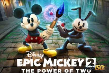 Новый трейлер Epic Mickey 2: The Power of Two