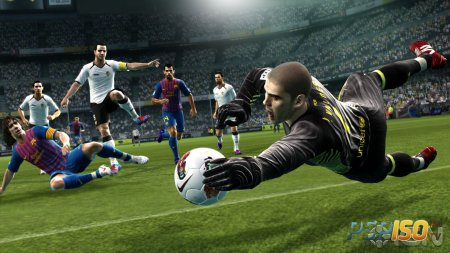 Pro Evolution Soccer 2013 [FULL] [RUS] [3.41/3.55/4.21/4.30/DEX]