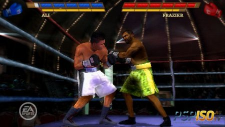 Fight Night Round 3 (PSP/RUS)