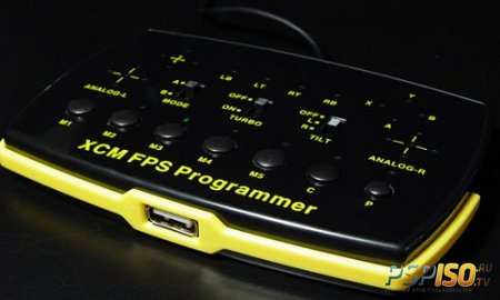XCM FPS Programmer for PS3 and XBox 360 Controllers Demo