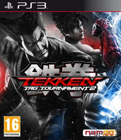 Tekken Tag Tournament 2 [FULL] [RUS] [3.41/3.55/4.21/DEX]