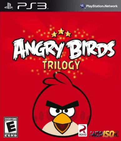 Angry Birds Trilogy EBOOT FIX 3.41/3.55 CFW