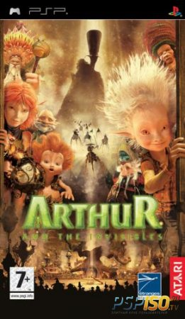 Arthur and the Invisibles (PSP/RUS/RUSSOUND)