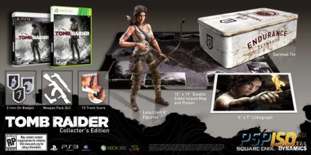 Tomb Raider Collector�s Edition - �������� ������� ��������������.