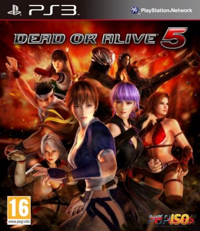 Dead or Alive 5 [FULL] [multi5] [3.55/4.21/4.30/DEX]