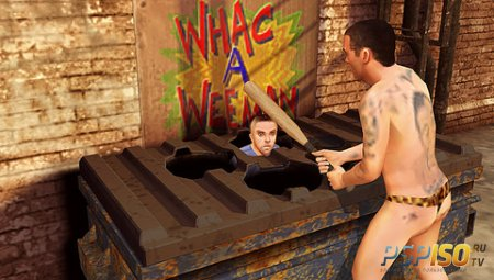 ������ / Jackass the Game (PSP/RUS)