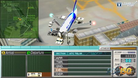 I Am An Air Traffic Controller Airport Hero Tokyo (PSP/ENG)