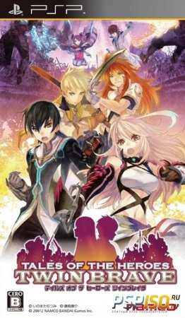 Tales of the Heroes: Twin Brave - JAP/ENG (FULL/RIP)