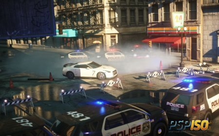 Need for Speed: Most Wanted [PAL/RUSSOUND] [LT+ v3.0]