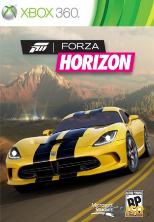 Forza Horizon [Region Free] [RUSSOUND]