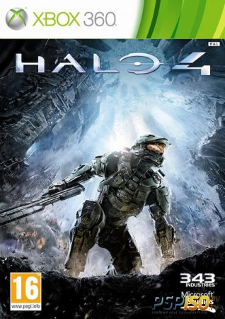 HALO 4 [Region Free] [RUSSOUND]