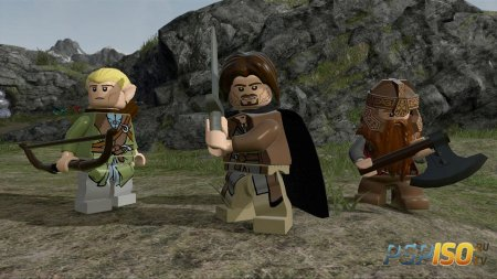 LEGO: The Lord Of The Rings [Region Free] [RUS]