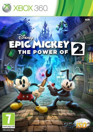 Epic Mickey 2: The Power Of Two [Region Free] [ENG]
