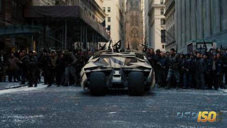 ������ ������: ����������� ������� / The Dark Knight Rises (2012) �DRip