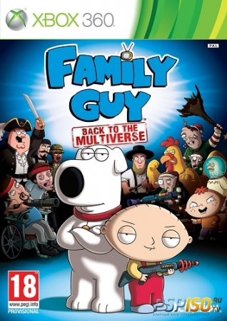Family Guy: Back to the Multiverse [Region Free/ENG] [LT+ v3.0]
