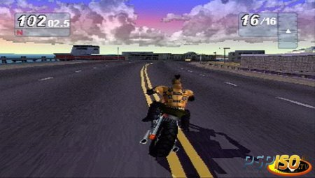 Road Rash Collection (PSP/Eng/RUS)