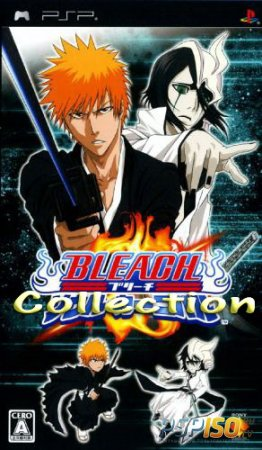 Bleach Soul Carnival Collection (PSP/jap/ENG)